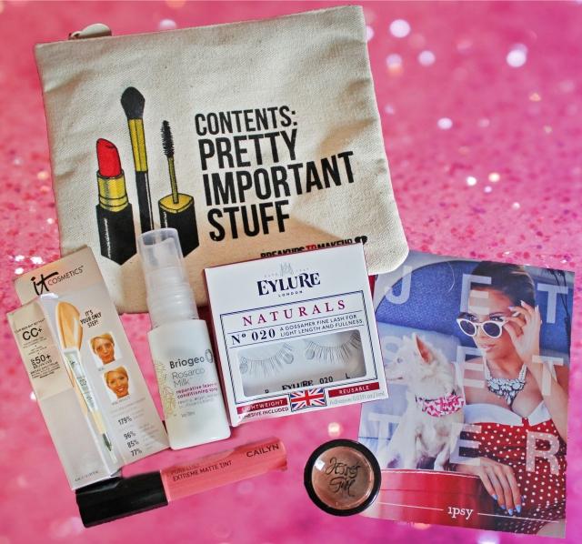 IPSY Glam Bag May