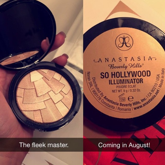 ANASTASIA Beverly Hills So Hollywood Illuminator (Coming in August)