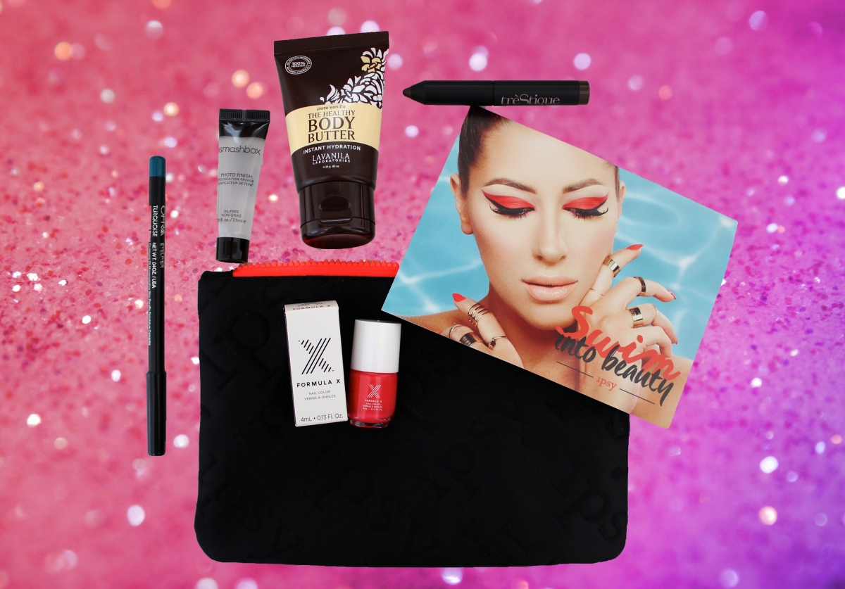 My June IPSY Glam Bag