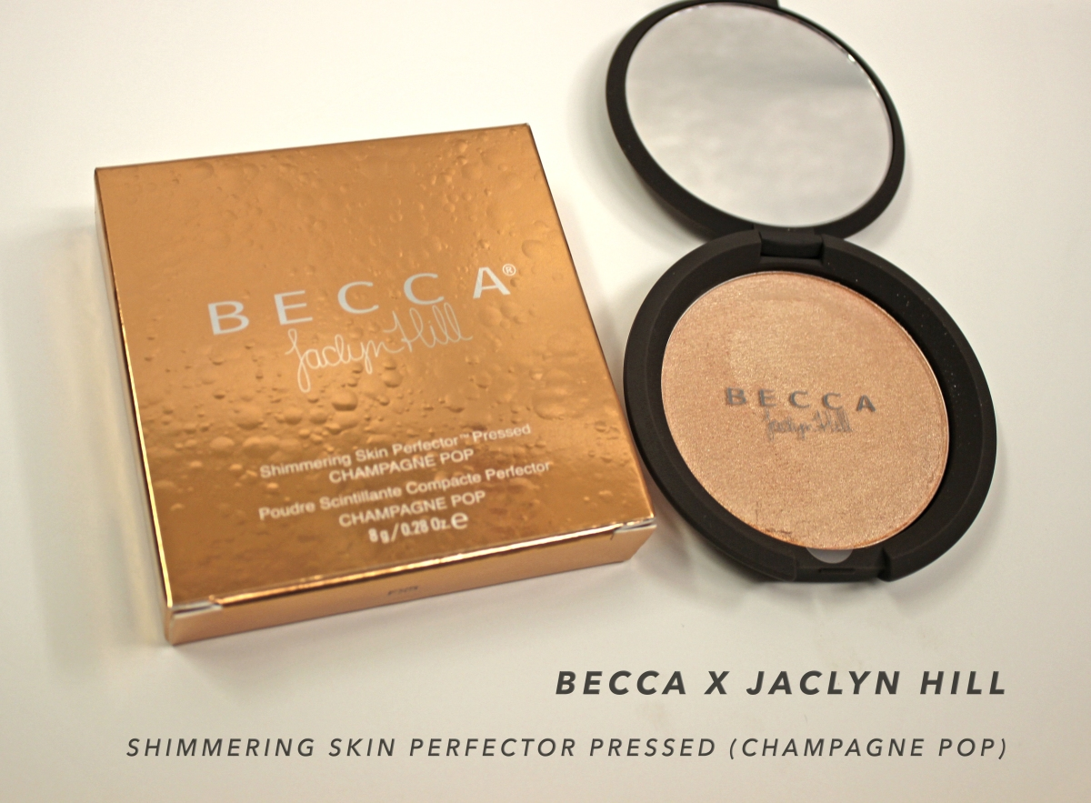 Becca x Jaclyn Hill Shimmering Skin Perfector Pressed – ChampagnePop