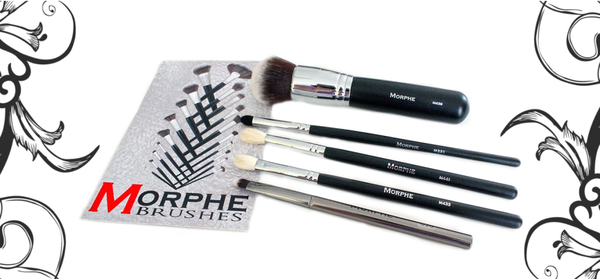 My 1st Morphe Brushes Haul