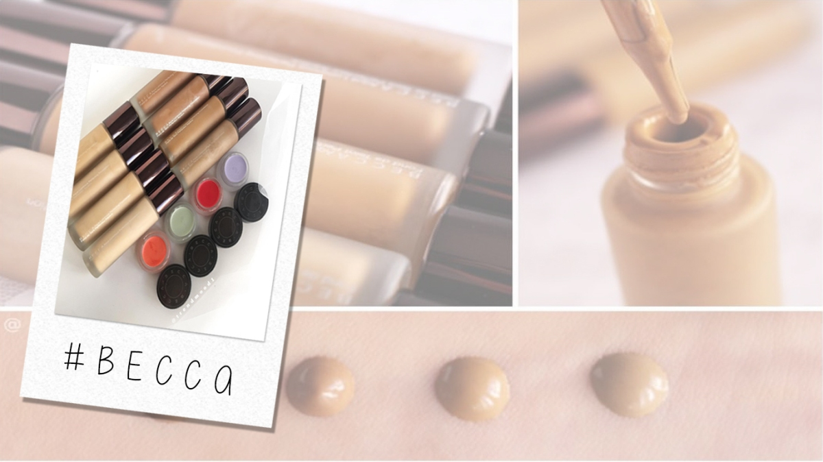 BECCA Cosmetics Aqua Luminous PerfectingFoundation