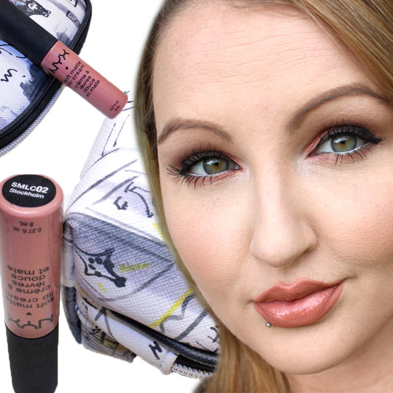 NYX Cosmetics Soft Matte Lip Cream inStockholm