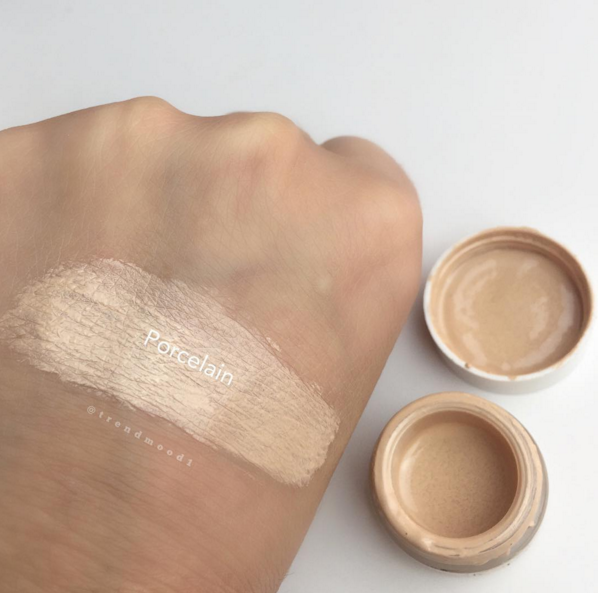 BECCA Aqua Luminous Perfecting Foundation (New Shade: Porcelain)