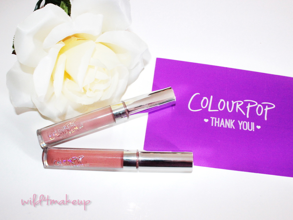 Colourpop Haul: Part 1 – Ultra Matte Liquid Lipsticks