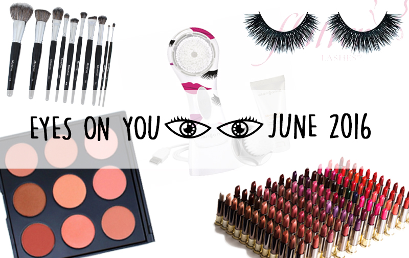 Eyes on You – June 2016