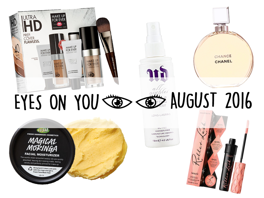 Eyes On You – August 2016
