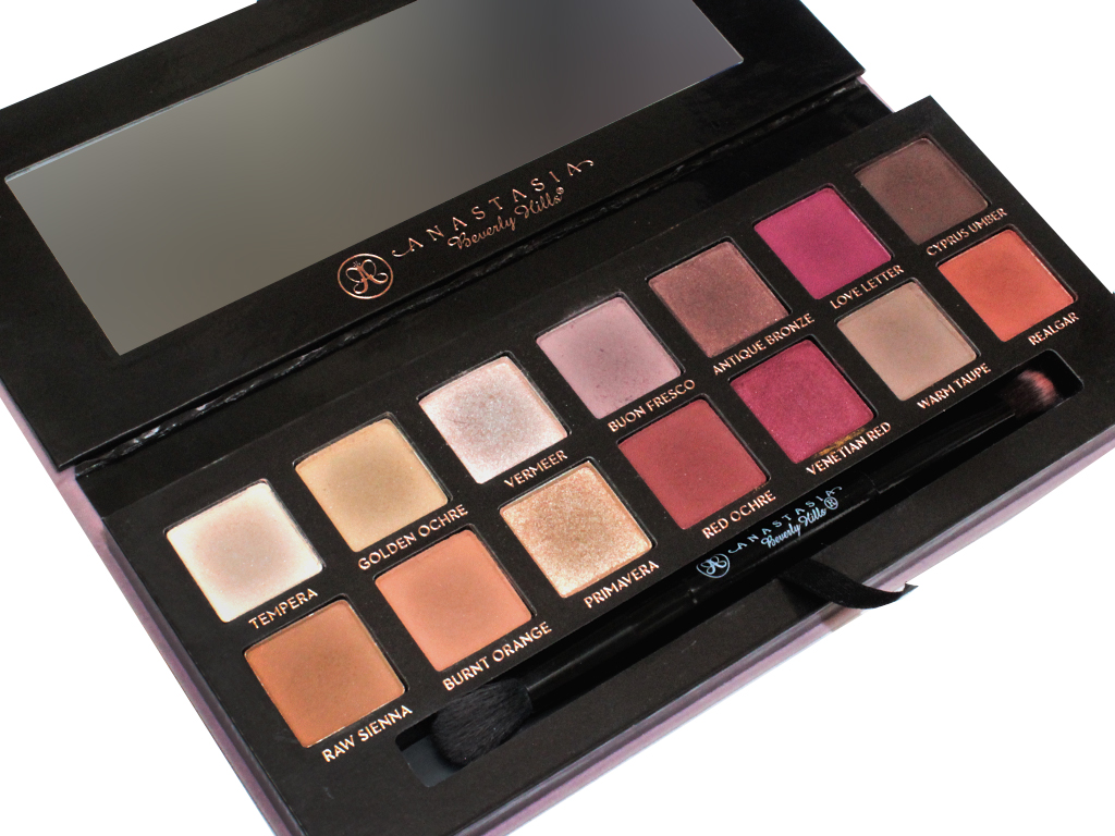 Anastasia Beverly Hills Modern Renaissance Eye Shadow Palette Review
